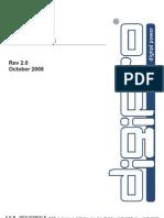 Digipro_user Manual Rev2.0