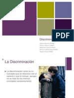 Discriminación R