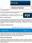 Is 5 a Rational Number
