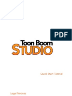 ToonBoomStudio Tutorial QuickStart