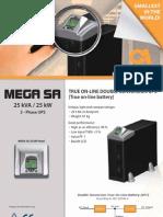 2. Mega SA25 Catalogue
