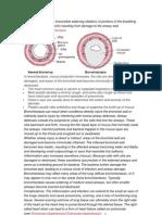 Bronchiectasis is an Irreversible Widening