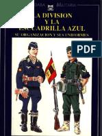 Guerra Civil - Uniformes de la División Azul