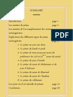 Livret LE JEÛNE SUREROGATOIRE format A6