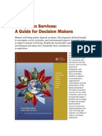 Ecosystem Services Quick Guide[1]