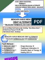 ISMAFARSI OBAT ALTERNATIF-1