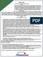 Aula # 01 pdf