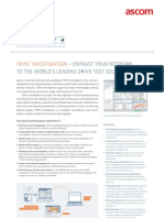 Tems Investigation 14.0 Datasheet