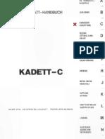 Handbuch 3C Karosserie, Ausstattung