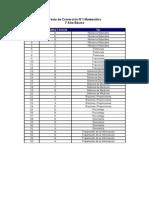 Pauta de Corrección N°1 Matemática para 7 Año Básico (1)