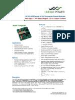 DC-DC SC001A2B91Z Datasheet