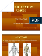 Anatomi Umum (Introduction)