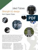 Spiral Welded Tubes Brochures