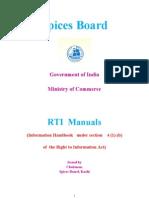 RTI Spices