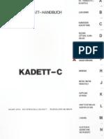 Handbuch 6F Hinterachse