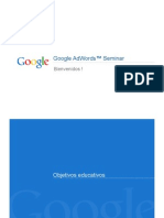 Google AdWords Seminar V2.0