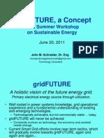 CESllc GridFUTURE OSU Summer Workshop 06202011