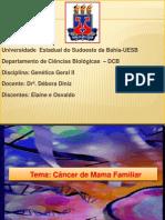Cancer Da Mama Familiar