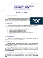 Guidelines MMC06