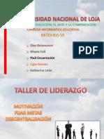Taller Liderazgo Grupo1