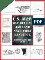 US Army Map Reading Land Navigation Handbook 2004