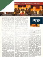 Purpose Institute Louisiana UPC Challenger April 2012 Article