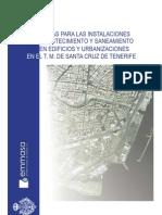104Normas Tecnicas Instalaciones Abastecimiento y Saneamiento en Edifico y Urbanizaciones