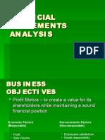 2 Financial Statements Analysis