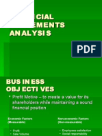2 Financial Statements Analysis