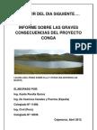 Informe Comparativo de Lagunas vs Reservorios