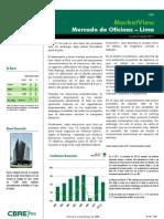 Estudio Mercado de Oficinas Lima