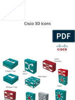 Cisco 3D Icons