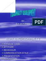 Personalty Development