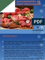 Biochemistry of Meat Processing