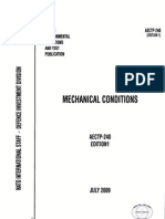 AECTP Leaflet245 Mechanical Conditions