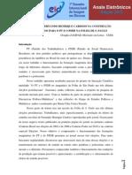 A PRESENÇA DE FERNANDO HENRIQUE CARDOSO NA CONSTRUÇÃO DE IMAGINÁRIOS PARA O PT E O PSDB NA FOLHA DE S. PAULO - DOUGLAS ZAMPAR