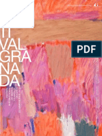 Festival de Musica y Danza de Granada-Programa 2012