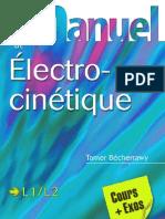 Mini Manuel d'Electrocinetique