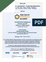 Tech Valley StemSmart Alliance Launch Press Conference