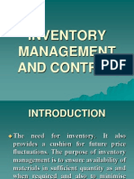 23201202 Inventory Management