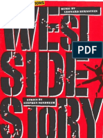 West Side Story Vocal Selections by Music Sales