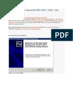 Déploiement avec Microsoft MDT 2010