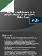 PersonalizacionEspacialUsada en Web