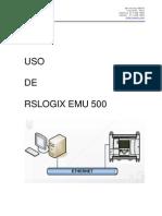 Tsm c002 Rslogix Emu 500