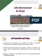 Mercado Internacional Del Sorgo