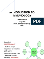 Introduction of Immunology