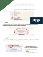 Como Imprimir Declaração
