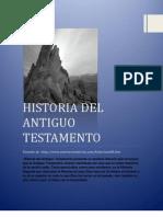 Historia Del Antiguo Testamento