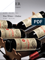 Fine Wines | Skinner Auctions 2593B and 2592T
