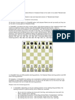 Chess960 Rules